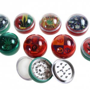 Assorted Design Herb Grinder