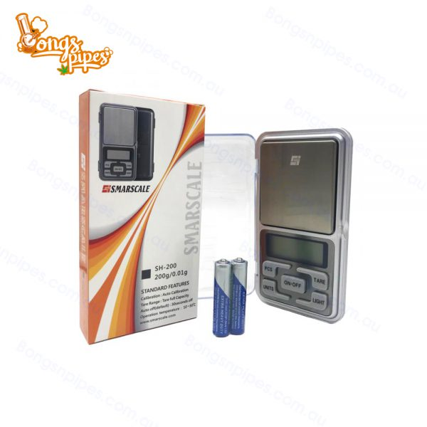SMARSCALE Mini Pocket Digital Scales 0.01g_200g