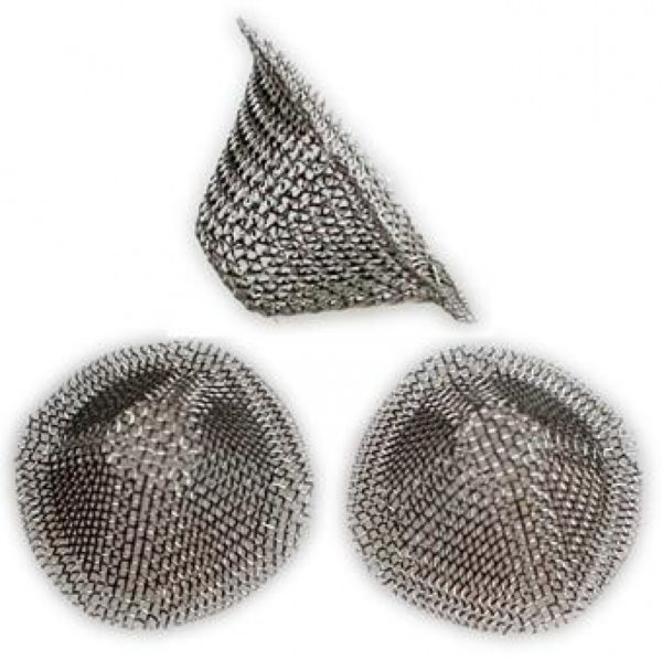 10 x Cone Mesh Filters
