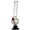 Agung Handfull Ice Frosted Glass Bong 33cm