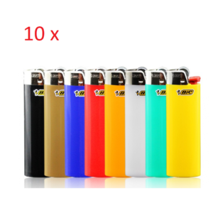 Bic Disposable Child Guard Lighter Large x10