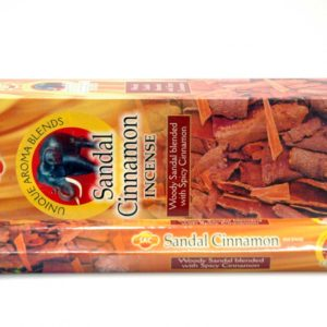 Sandesh Cinnamon Hex Incense 20g