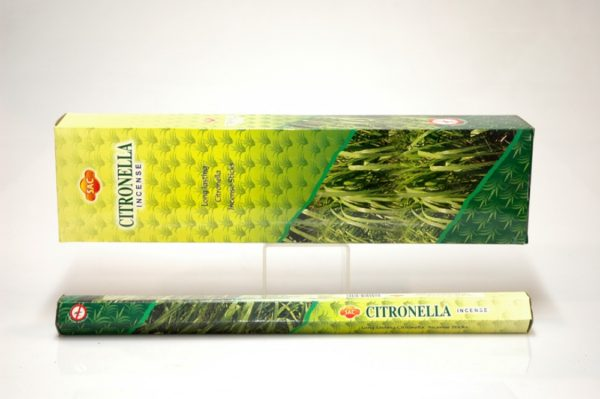 Sandesh Citronella Hex Incense 20g