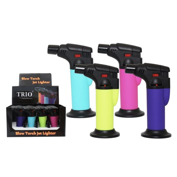 Fluro Blow Torch Jet Lighter