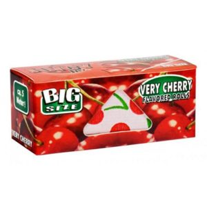 Juicy Jays Cherry Flavoured Paper Rolls 5m