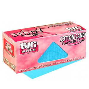 Juicy Jays Cotton Candy Flavoured Paper Rolls 5m