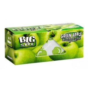 Juicy Jays Green Apple Flavoured Paper Rolls 5m