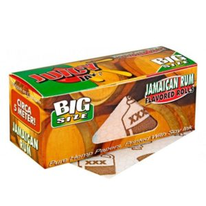 Juicy Jays Jamaican Rum Flavoured Paper Rolls 5m