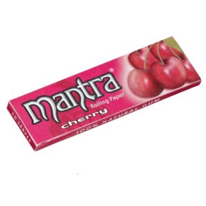 Mantra 1.25 Cherry Rolling Paper