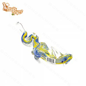 Agung Glass Dry Pipe Dragon