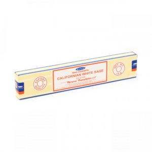Satya Nag Champa Califorlian White Sage Incense 15g