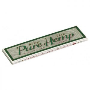 Pure Hemp Rolling Papers King Size