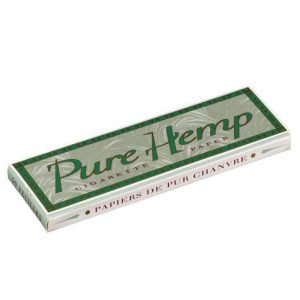 Pure Hemp Rolling Papers Single Wide