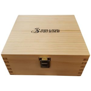 Rolling Supreme Sifter Box Large 14x10x7cm