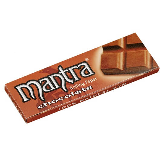 Mantra 1.25 Chocolate Rolling Paper