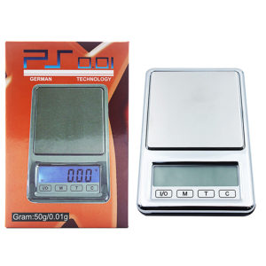 German Tech Touch Screen Scale
