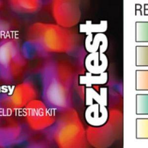 EZ Test Tube for Opiates DXM and Ecstasy