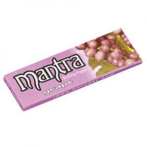 Mantra 1.25 Grape Rolling Paper