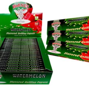 Hornet Rolling Papers King Size - Watermelon Flavour