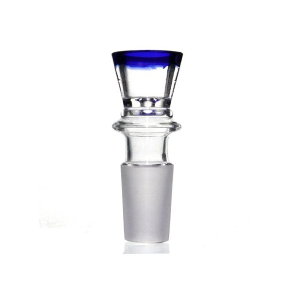 Agung Mini Glass Cone 14mm Blue