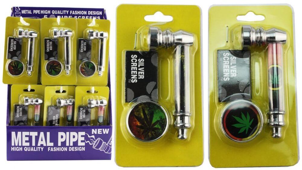Pipe Grinder Screen Pack