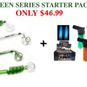 GREEN SERIES STARTER PACK
