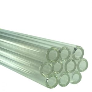 10 x Pyrex Glass Tube 60cm
