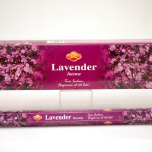 Sandesh Lavender Hex Incense 20g