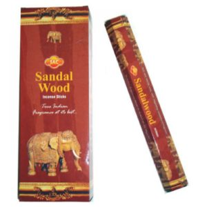 Sandesh Sandalwood Hex Incense 20g