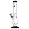 Agung Ice Slider Bubble Full Glass Bong Blue 33cm