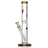 Agung Ice Slider Full Glass Bong Amber 33cm