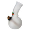 Frosted Waterpipe Bonza Glass Bong 13cm