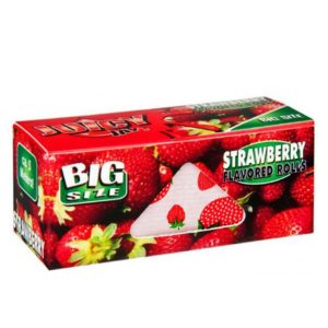 Juicy Jays Strawberry Flavoured Paper Rolls 5m