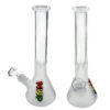 MWP Frosted Beaker With Ice Catcher 27cm