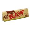 RAW Organic Rolling Papers Single Wide Single Window