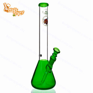 Agung Bright Beaker Large 30cm Green