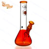Agung Bright Beaker Medium 25cm Amber