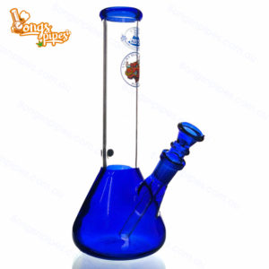 Agung Bright Beaker Medium 25cm Blue