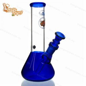 Agung Bright Beaker Small 20cm Blue