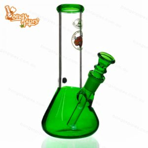 Agung Bright Beaker Small 20cm Green