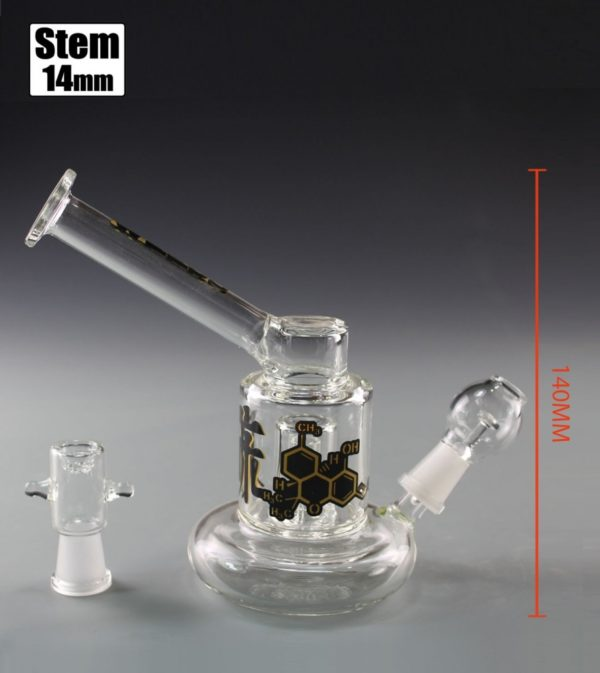 WEEDO THC Riglet with Perc