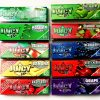 10 x Juicy Jays Mix Flavoured Rolling Papers 1 1/4