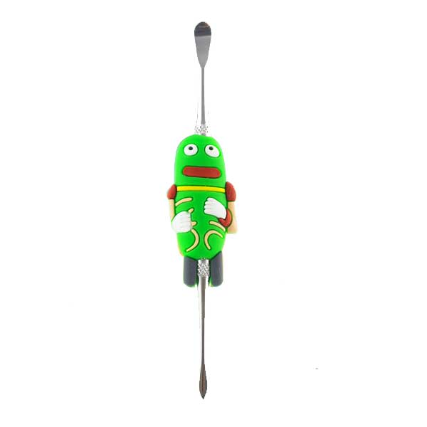 Stainless Steel Pickle Rick 2.0 Dabbing Tool - 12.5cm