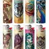 Special Edition Bic Tattoos Series Lighters