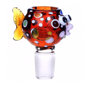 Exotic Fish Cone Piece 14mm Male