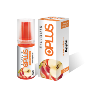 OPLUS E-LIQUID APPLE FLAVOR 10ML