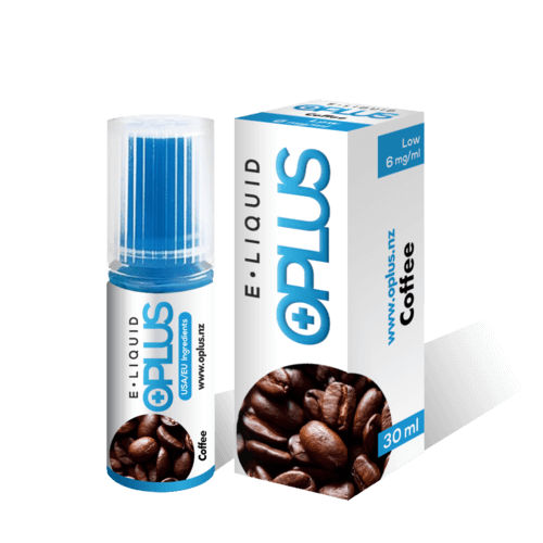 OPLUS COFFEE FLAVOR 10ML 6mg