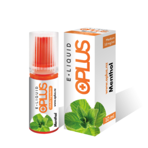 OPLUS E LIQUID MENTHOL FLAVOR 10ML 12mg