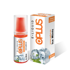 OPLUS E-LIQUID ICE MINTS FLAVOR 10ML 12 mg
