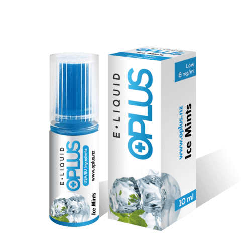 OPLUS E-LIQUID ICE MINTS FLAVOR 10ML